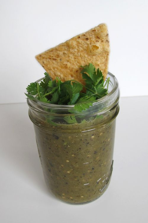 Salsa verde 420